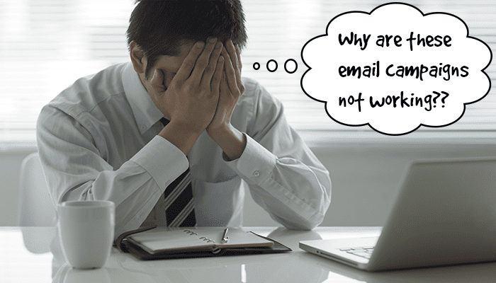 Poor B2B Emails