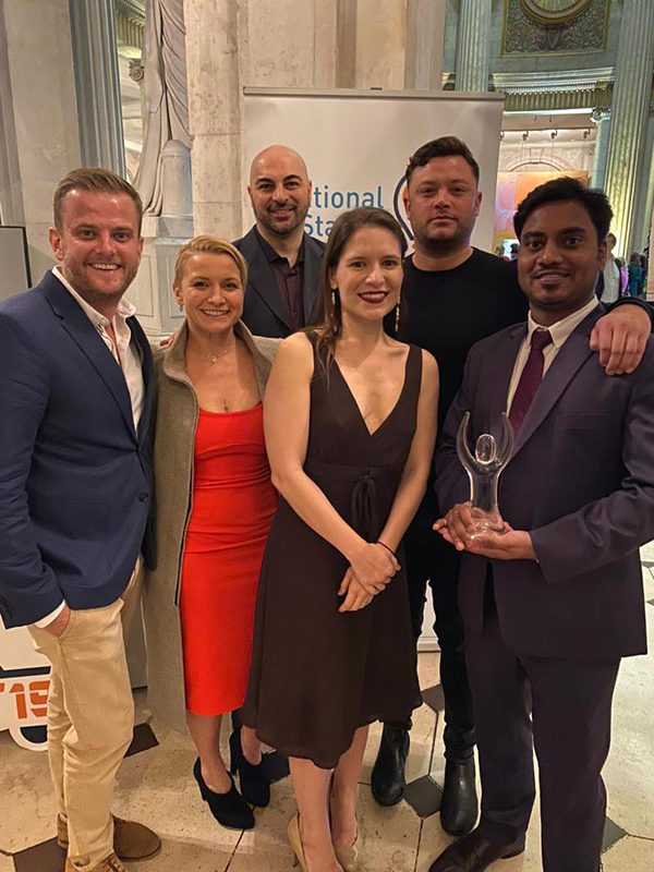 SalesOptimize Startup Awards 2019